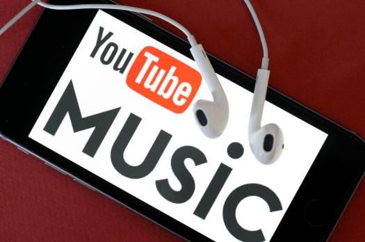 YouTube Music :  Illustration
